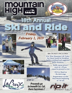 18th Annual Ski and Ride @ Mountain High | Wrightwood | California | United States