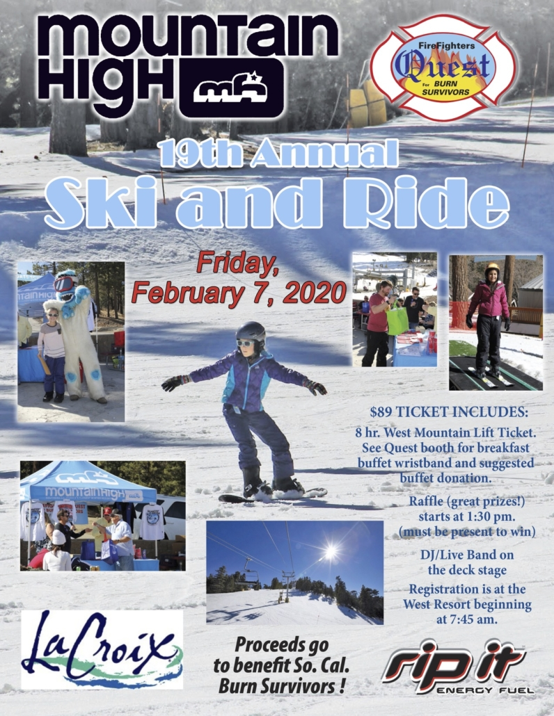 19th Annual Ski and Ride